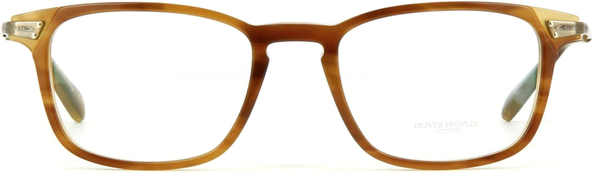 ce2f4a383b4 OV5278U Harwell Eyeglasses 1011 Raintree Antique Gold 50 mm. Oliver Peoples  ...