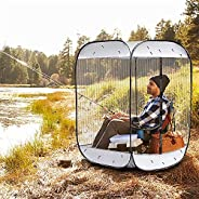 Pop-Up Personal Tent, Tent Screen Pod, Personal Tent Outdoor Anti-Mosquito Tent, Beach Tent Protects You Not t