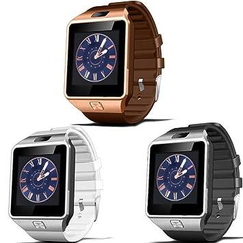 Amazon.com : AMA(TM) DZ09 Bluetooth Smart Watch SmartWatch ...