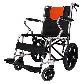 TWL LTD-Wheelchairs Aleación de Aluminio Silla de Ruedas ...