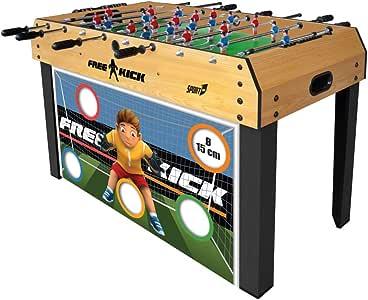 Sport 1 Futbolín Free Kick con Goal Target – Futbolín 6 vs 6 ...