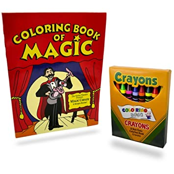 magic coloring book vanishing crayons by magic makers the coloring books images magically change - Magic Coloring Book