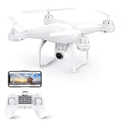 Dron con gps