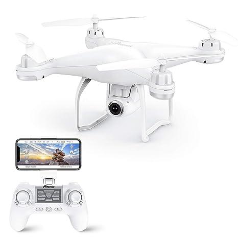 Potensic Drone GPS, Drone con Cámara 1080P HD con Follow Me, 120º ...