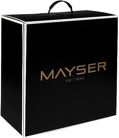 Mayser Sombrerera Since 1800 Caja para Sombrero (Talla única - Negro): Amazon.es: Ropa y accesorios