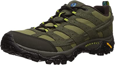 mens merrell moab 2 leather gtx shoes amazon