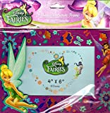 Tinkerbell Disney Scrapbook Album and Disney Fairies 4'' x 6'' Photo Set (Photo Frame)