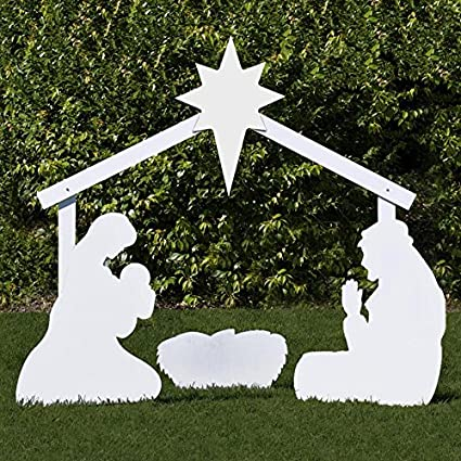 Amazon outdoor nativity store holy family outdoor nativity set outdoor nativity store holy family outdoor nativity set large white solutioingenieria Choice Image