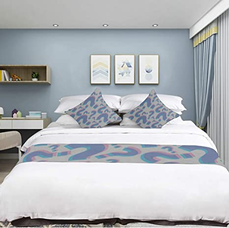 Bedding Bedspread Double with print in high definition