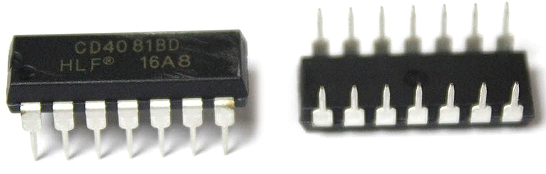 1-10pcs  CD4081 BE CMOS IC