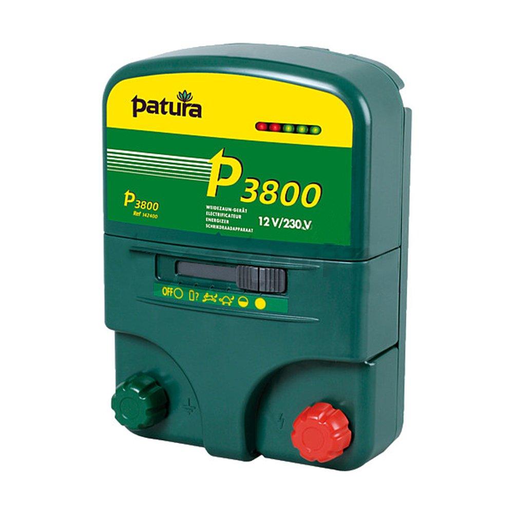P3800, Batterien Multifunktions-Gerät, 230V/12V - 142400