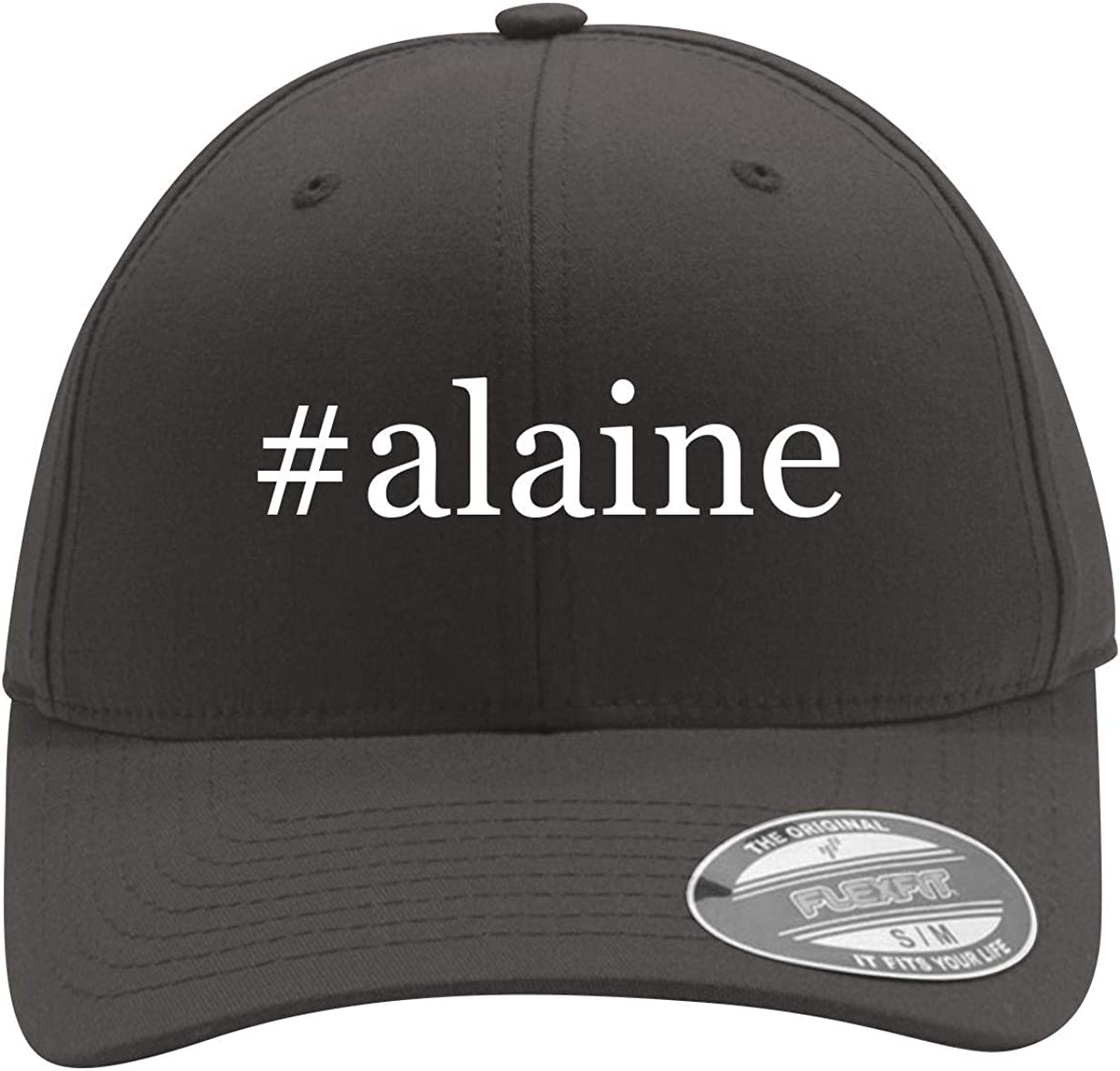 #Alaine - Men's Hashtag Flexfit Baseball Cap Hat