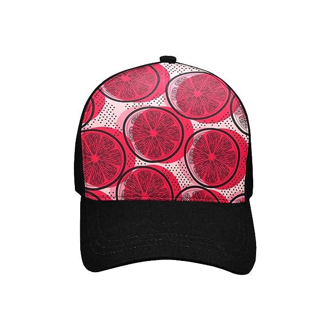 Amazon.com: Panel frontal con diseño de pomelo rojo ...