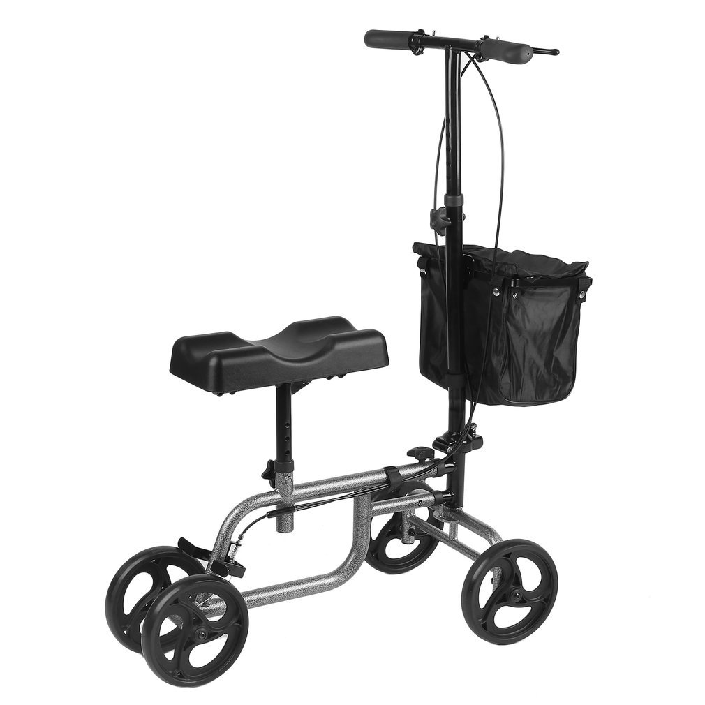 Amazon.com: Chrismastopher - Rodillera plegable con 4 ruedas ...