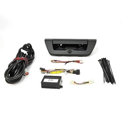 "Brandmotion 9002-8755 2015 Ford F-150 'MyFord' Factory Display Radio Rear Vision System (4""): Automotive"