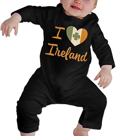Toddler Baby Boy Girl Bodysuits Love Kid Pajamas