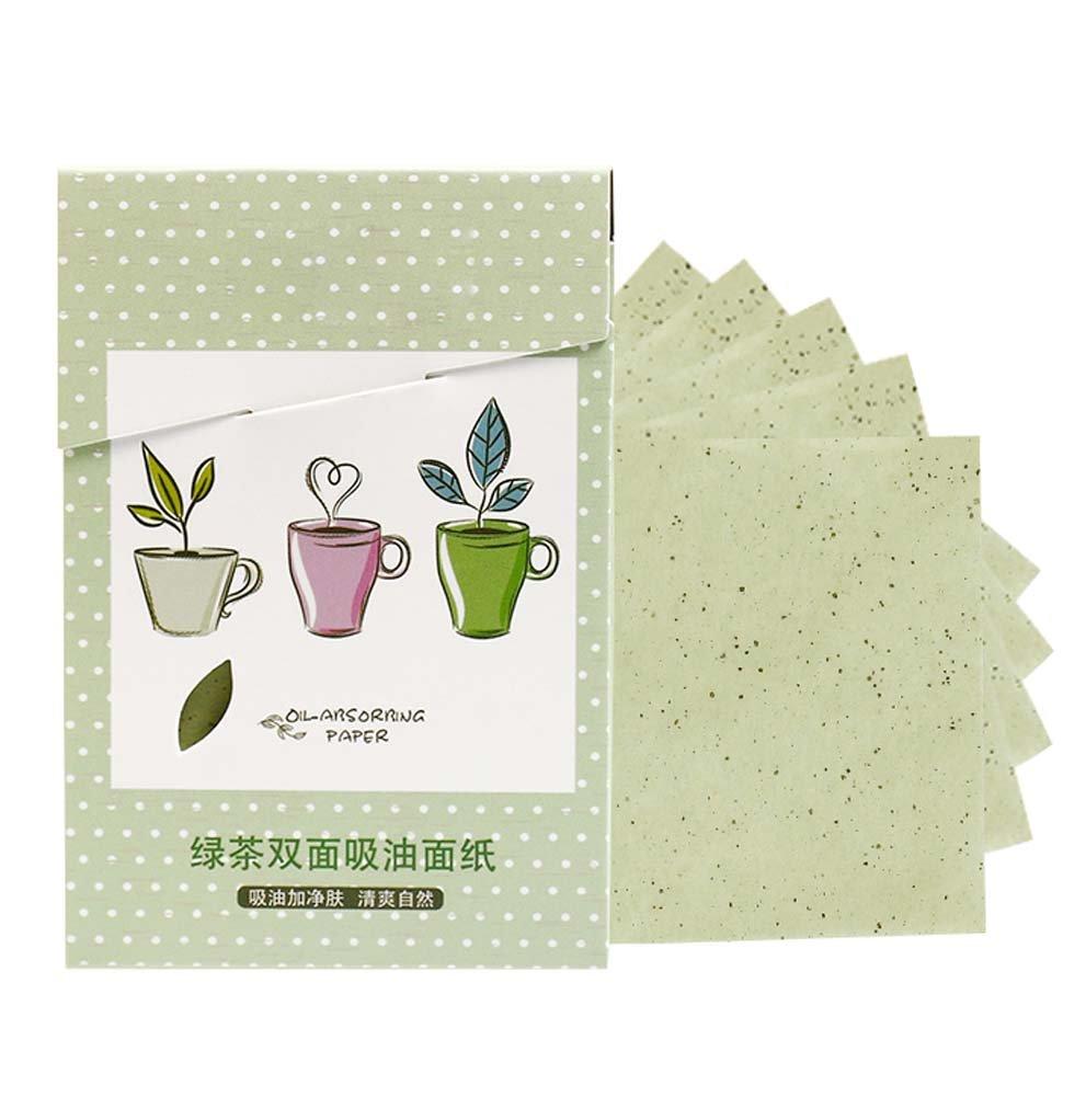 Summer Oil Control Blotting Paper Green Tea Blotting Paper 300 Sheets