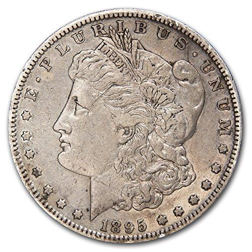 1895 S Morgan Dollar XF $1 Extremely Fine
