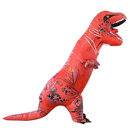 Fernando Guapo - Disfraz de Dinosaurio Inflable para Adultos y ...