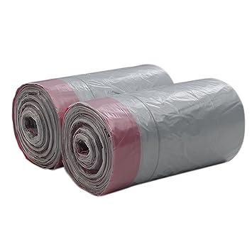 Amazon.com: qsbon 1,6 galones pequeño bolsas de basura con ...