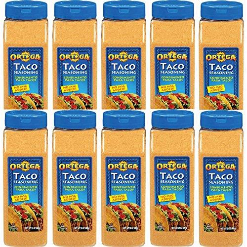 (Ortega Taco Seasoning Mix 24 Oz (Pack of 10))