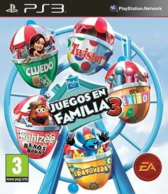 Hasbro Family Game Night 3 Sony Ps3: Amazon.es: Videojuegos
