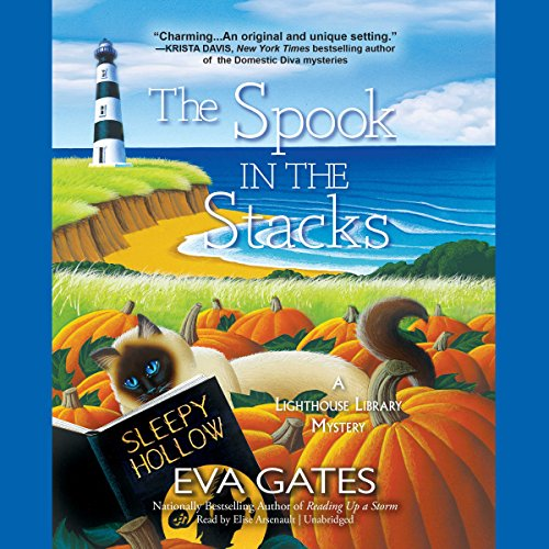 Bargain Audio Book - The Spook in the Stacks