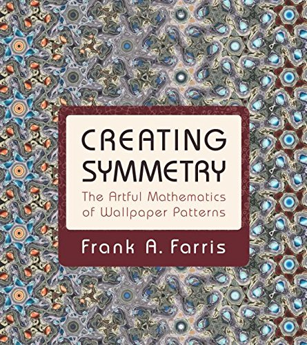 Creating Symmetry: The Artful Mathematics of Wallpaper Patterns ebook