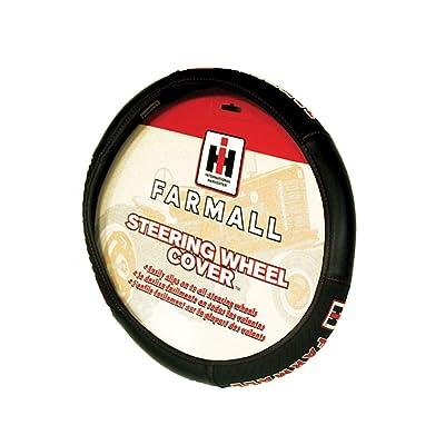 Plasticolor 006715R01 Farmall International Harvester Car Truck SUV Steering Wheel Cover: Automotive