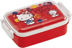 Lunch Food Container Box Hello Kitty Sketch Sanrio 450ml Rbf3An