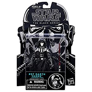 Star Wars Black Series Darth Vader Dagobah Test Action Figure