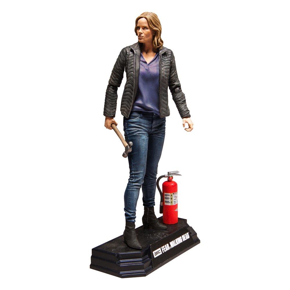 """McFarlane Toys La PAURA The Walking Dead Top colore Rosso #4 /""""MADISON/"""" Figura"""