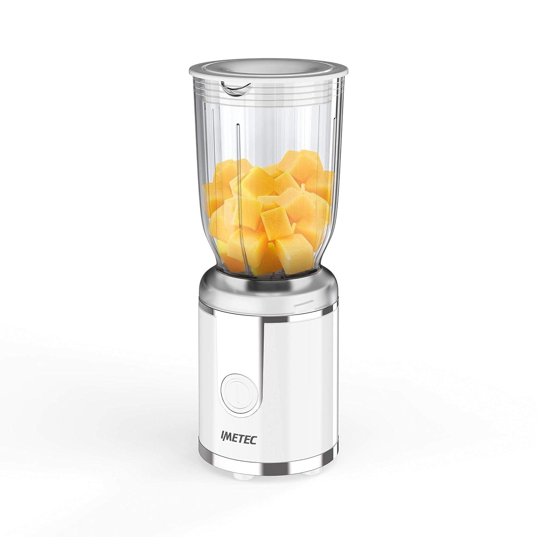 Imetec Bl3 300 - Batidora compacta, vaso de plástico sin BPA ...