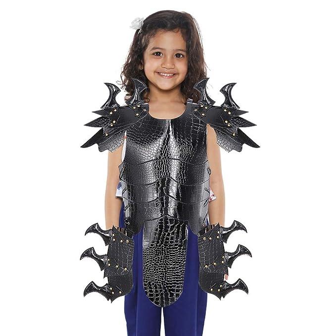 Amazon.com: Cospty Kids disfraz de soldado de dragón de ...