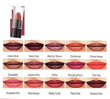 AVON Mark 3D Plumping Lipstick Tester/Samples x 15: Amazon.co.uk ...