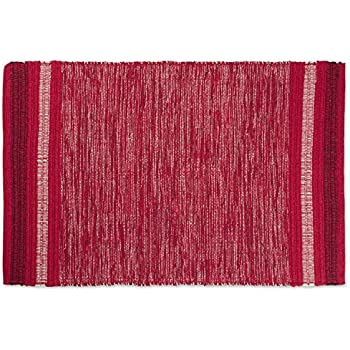 Amazon Com Sturbridge Country Rag Rug In Honey 24 X 36 Area