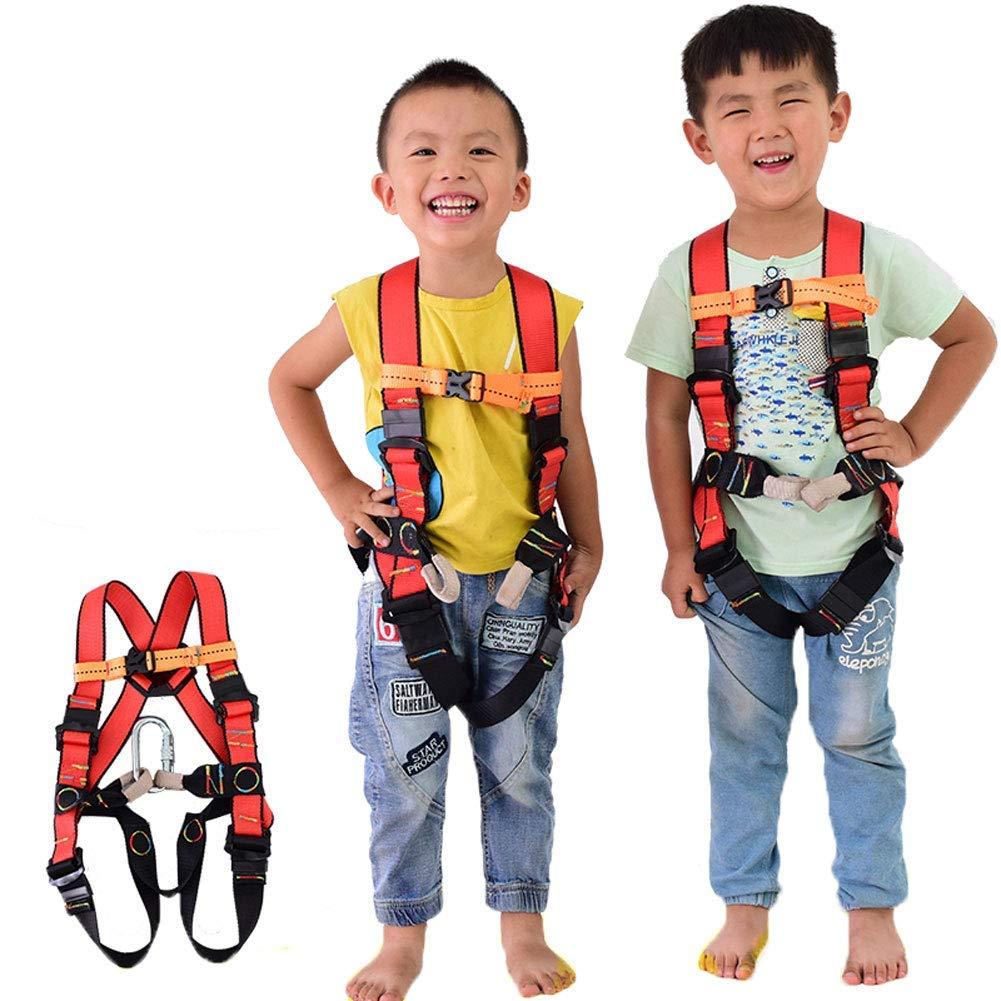 Arnés de cuerpo completo para niños, asiento de la protección ...