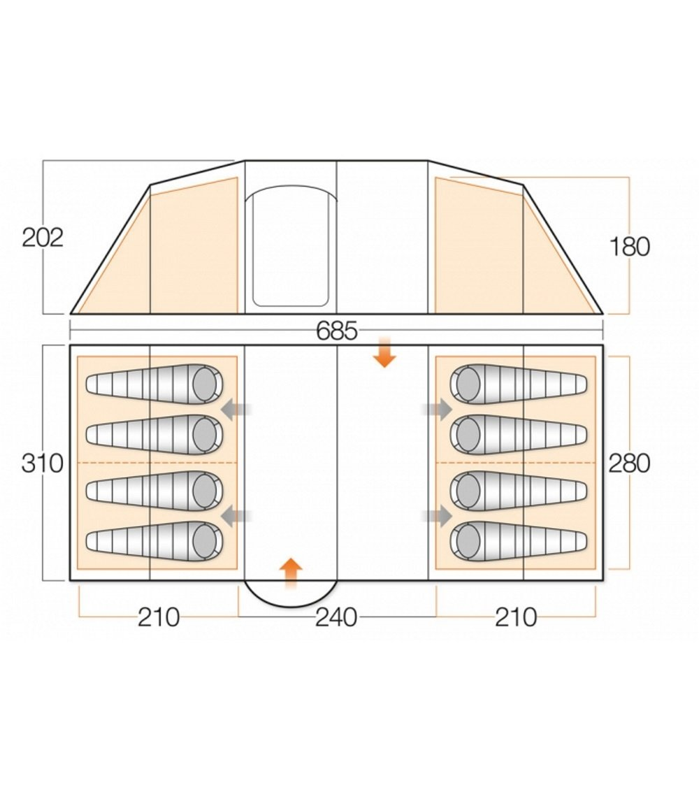 stanford 800 floor plan
