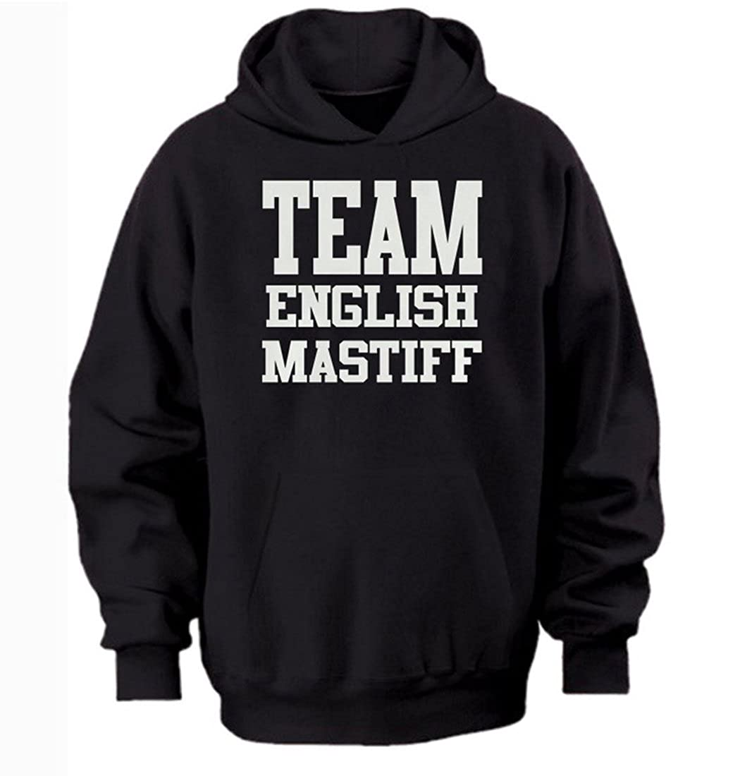 Team english pointer hoodie by Bertie free worldwide shipping black