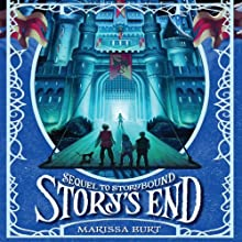 Story's End Audiobook by Marissa Burt Narrated by Elizabeth Evans