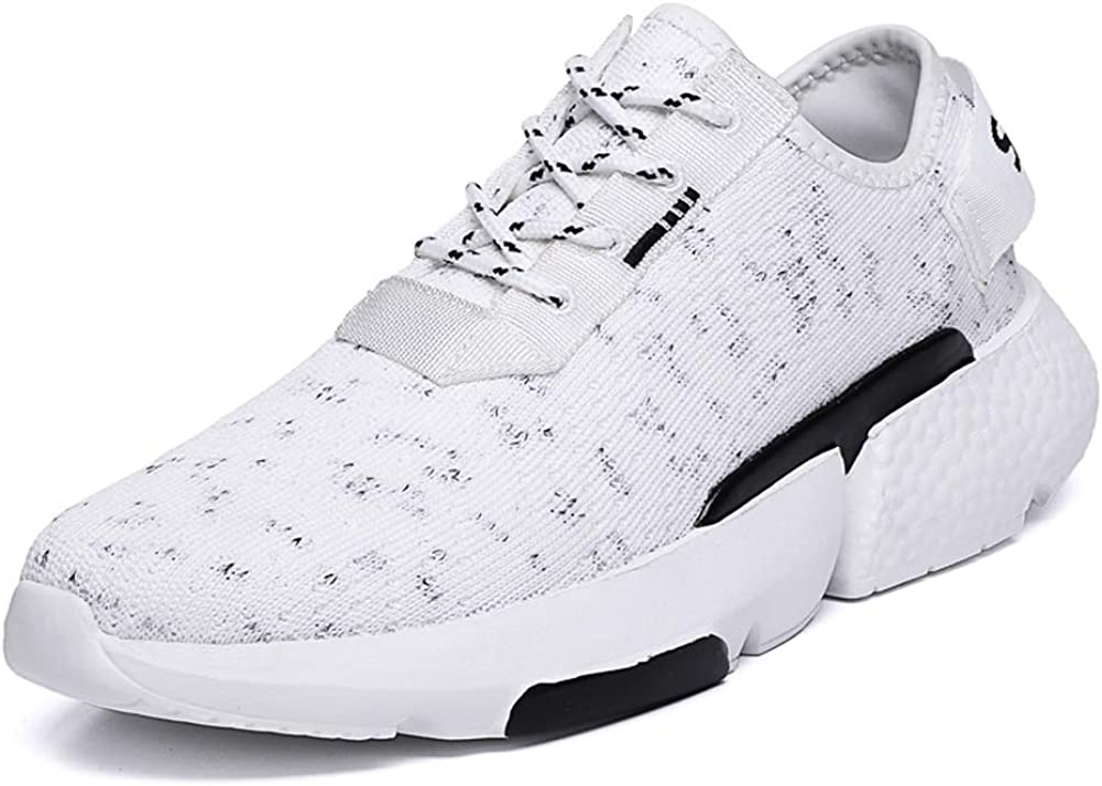 Asifn Walking Shoes Sneakers Running Athletic Breathable Fashion Casual Lightweight Men