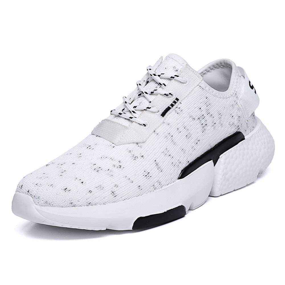 Asifn Mens Sneakers Trail Running Shoes Lightweight Breathable Athletic Walking Casual Mesh Fashion Gym Soft Outdoor Sports