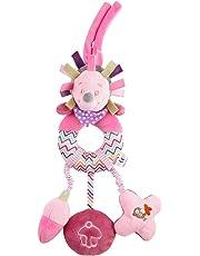 EJY Baby Bed Hanging Toys,Infant Stroller Kids Car Seat Toy(Hedgehog)