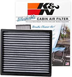 K&N VF2000 Cabin Air Filter
