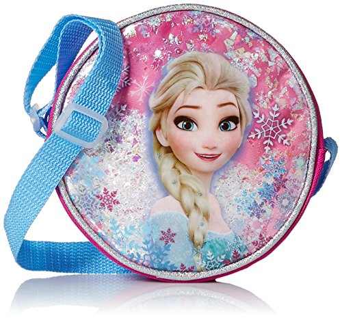 Disney Girls' Frozen Canteen Crossbody