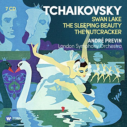 Tchaikovsky: Swan Lake, The Sleeping Beauty, The Nutcracker