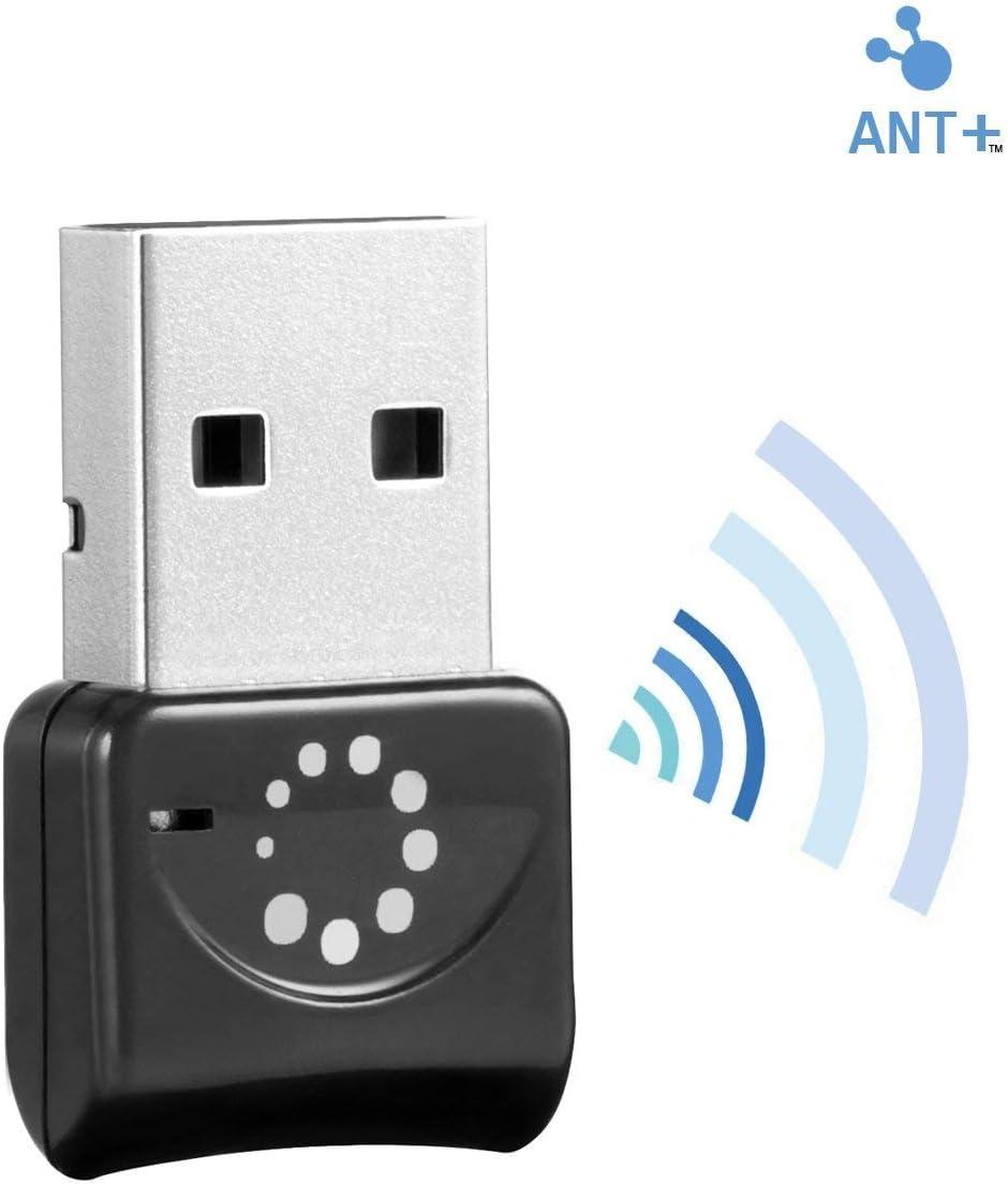 TAOEP Ant + Receptor de Datos del Juego Deportivo de Ciclismo para Garmin Forerunner 310XT,910XT,60,405,405CX,410,610 RC402
