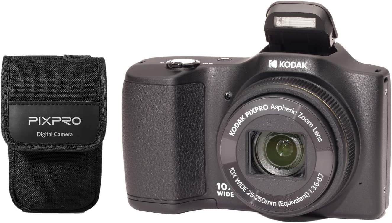 Kodak PixPro – fz102 – Cámara digital compacta 16,5 megapíxeles ...