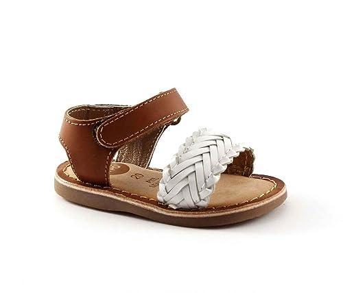 GIOSEPPO GABI 31843 niña rasga las sandalias de cuero blanco 20 ZEvzyT0ba