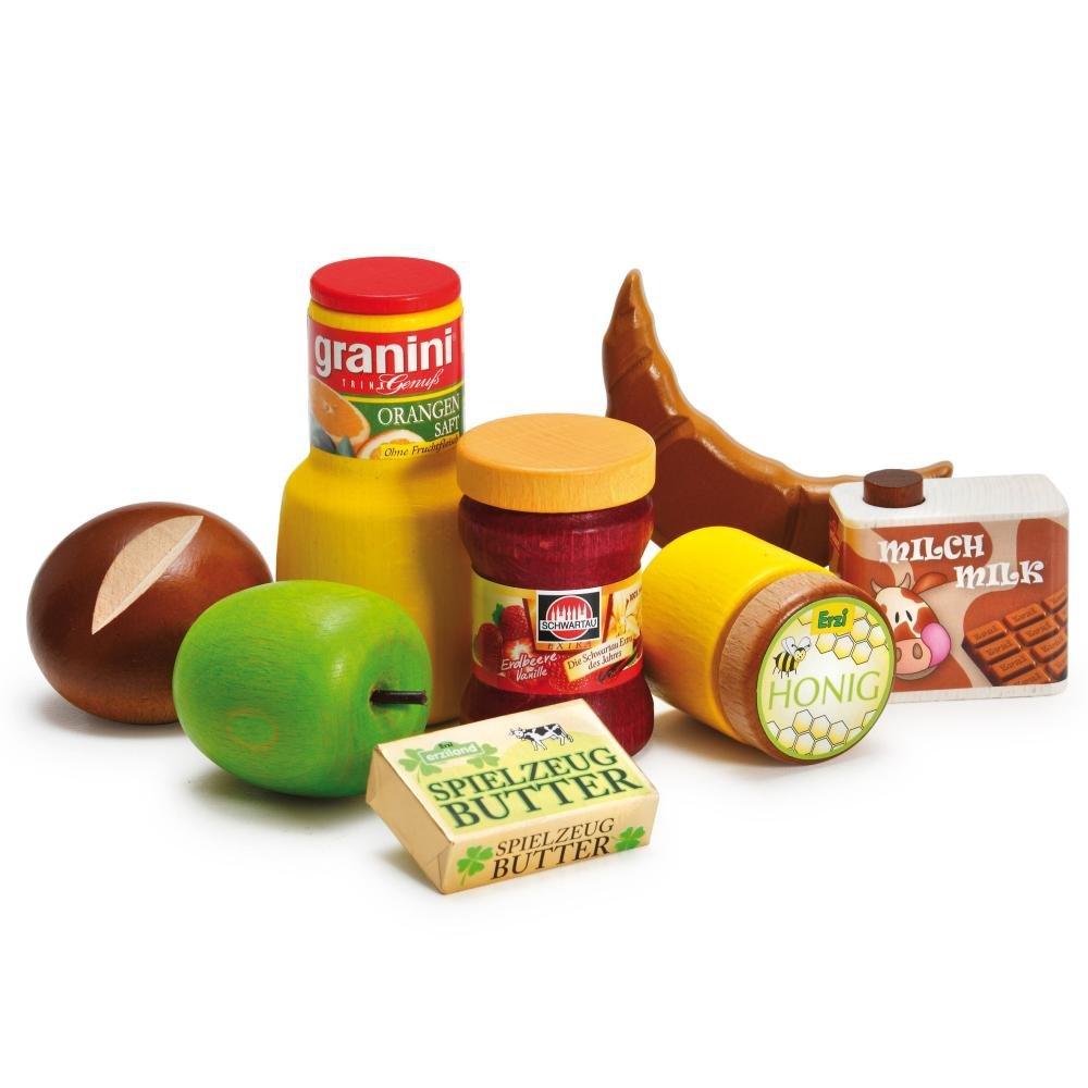 Hape Marktstand - Erzi Lebensmittel
